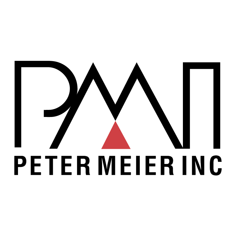Peter Meier Inc vector logo