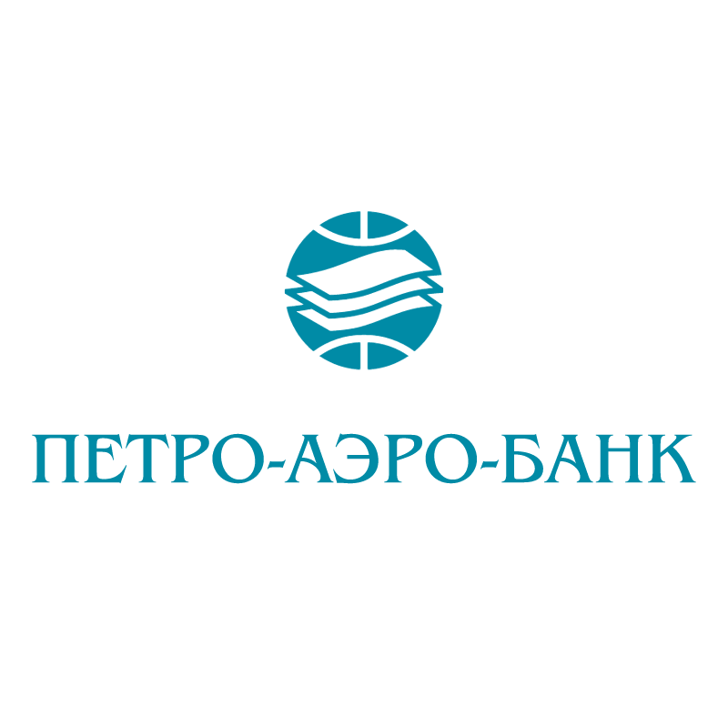 Petro Aero Bank vector logo