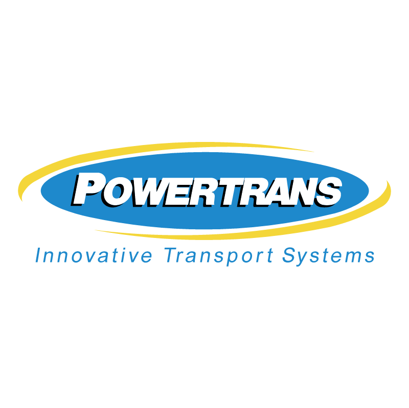 Powertrans vector logo