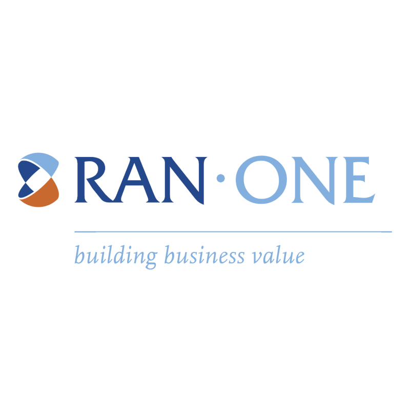 RAN ONE logo
