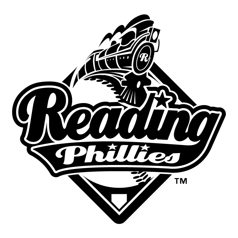 Reading Phillies logo