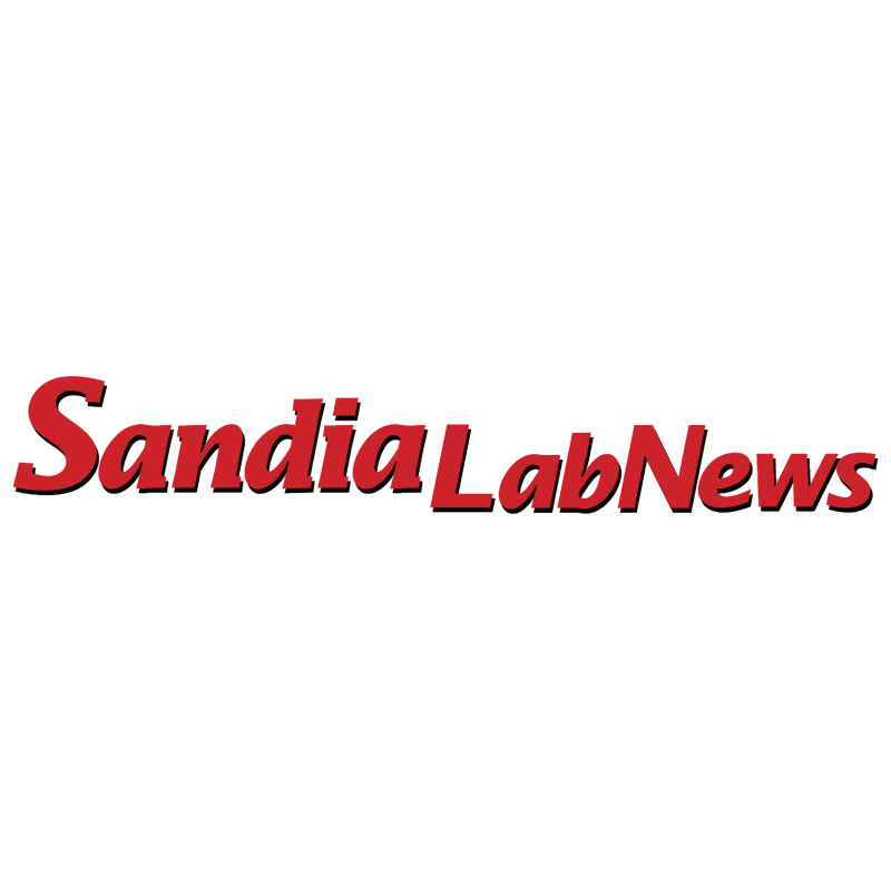 Sandia LabNews vector logo