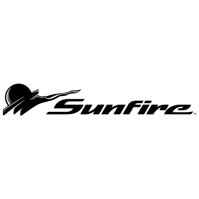 Sunfire vector logo