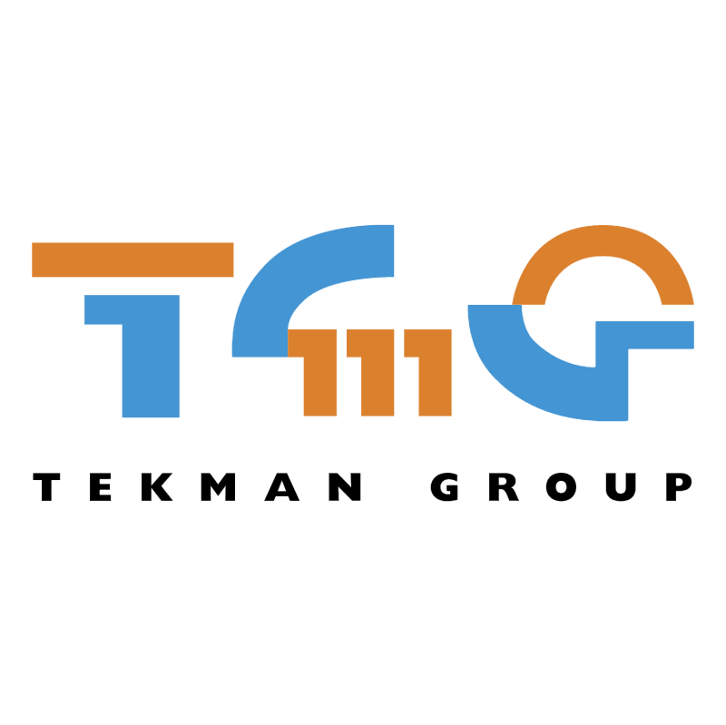 Tekman Group vector logo