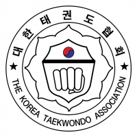 The Korea Taekwondo Association vector
