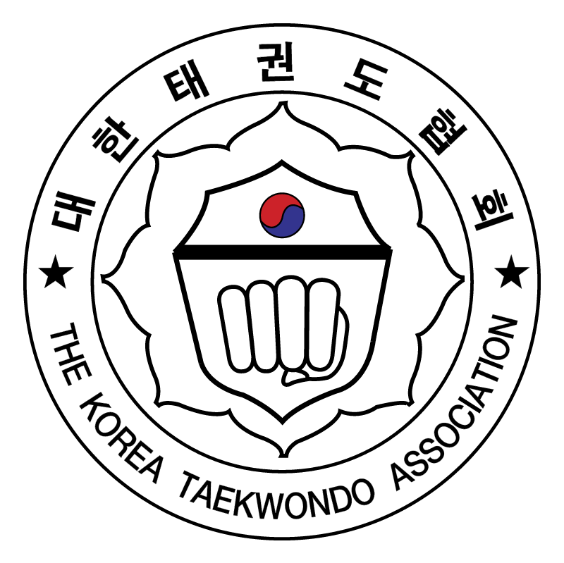 The Korea Taekwondo Association vector logo