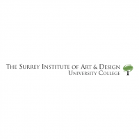The Surrey Institute of Art & Design vector