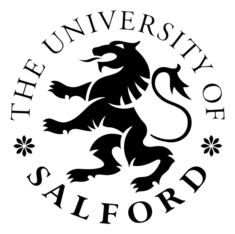 The University Of Salford vector