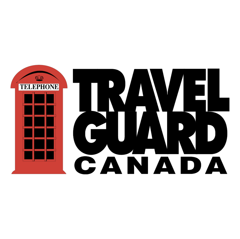 Travel Guard Canada vector