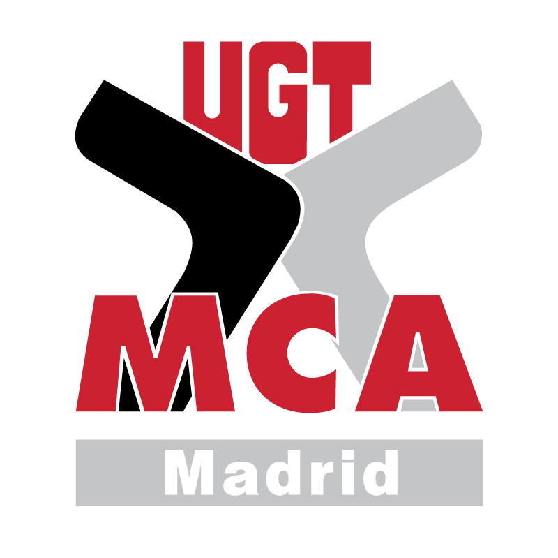 UGT MCA Madrid logo