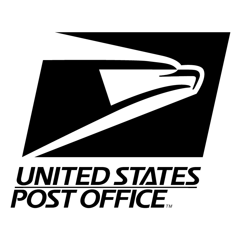 United States Post Office vector