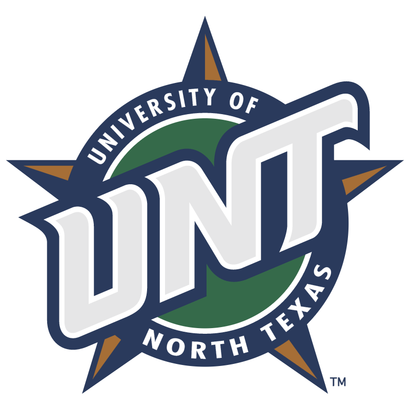 UNT Mean Green vector