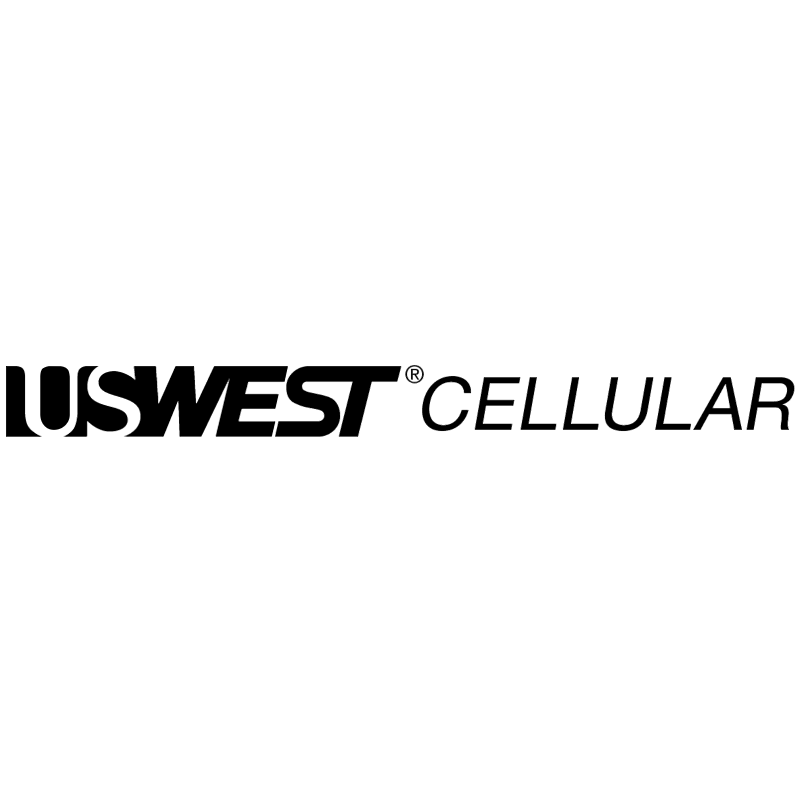 US West Cellular vector