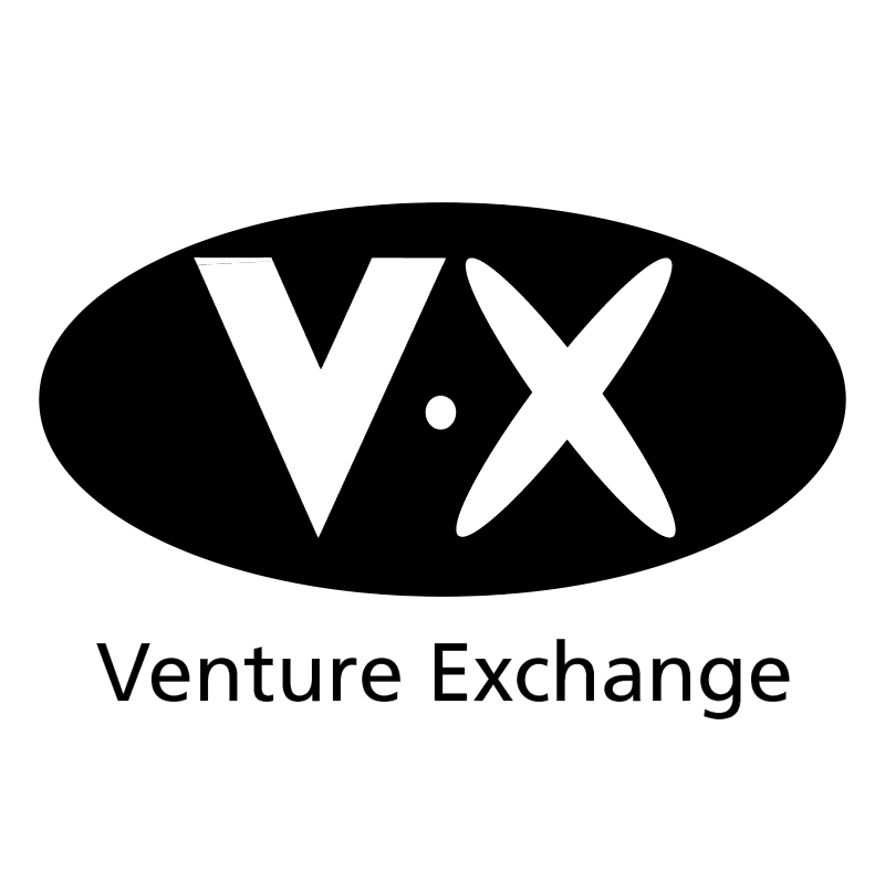 Venture Exchange vector logo