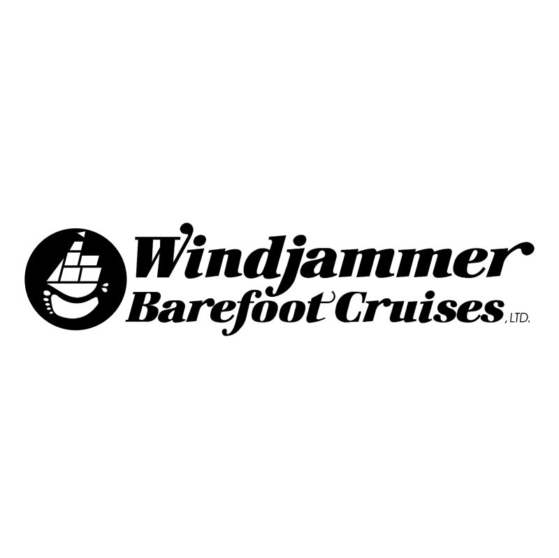 Windjammer Barefoot Cruises vector