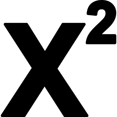 Superscript symbol logo