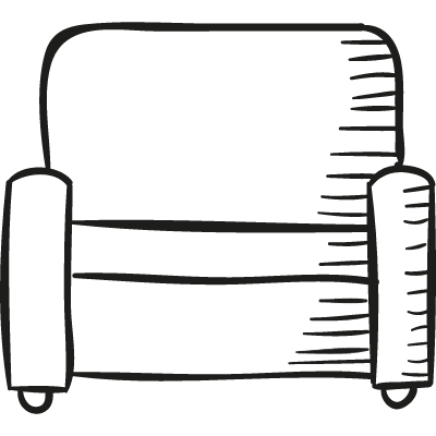 Big Chair vector logo