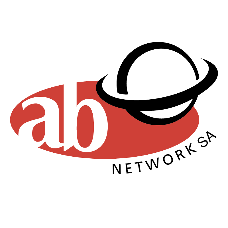 AB Network vector logo