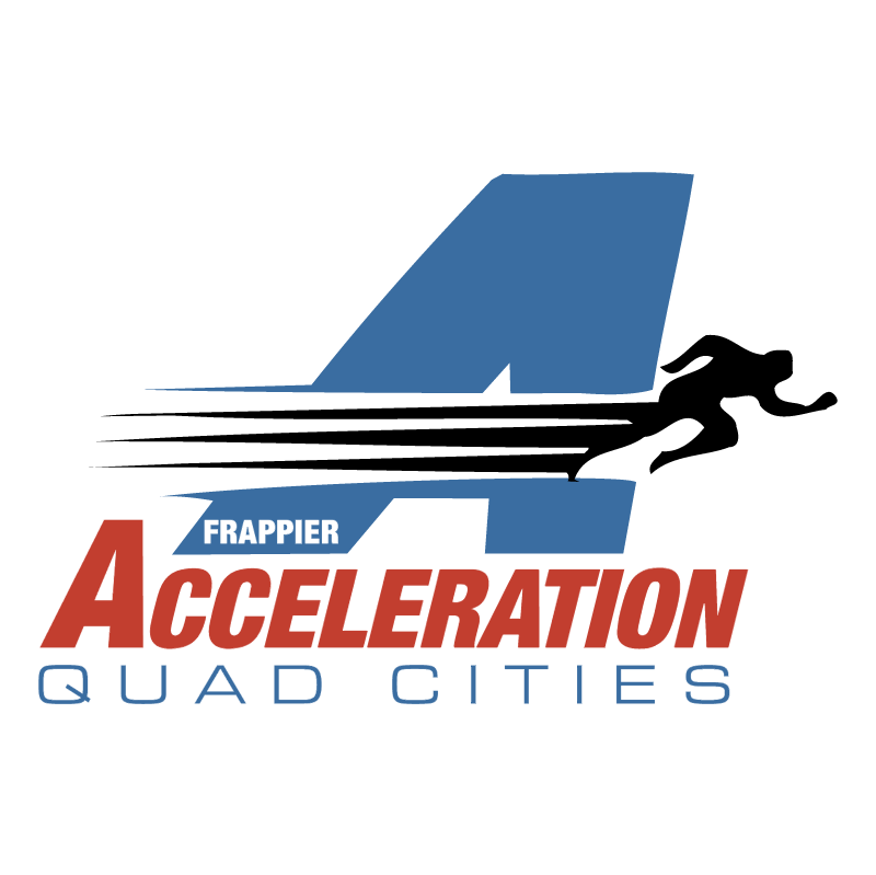 Acceleration Quad Cities 74354 vector