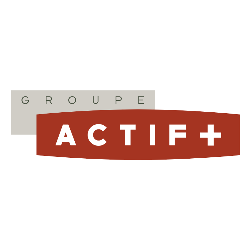 Actif Plus Groupe vector
