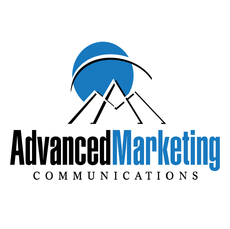 Advanced Marketing Communications vector