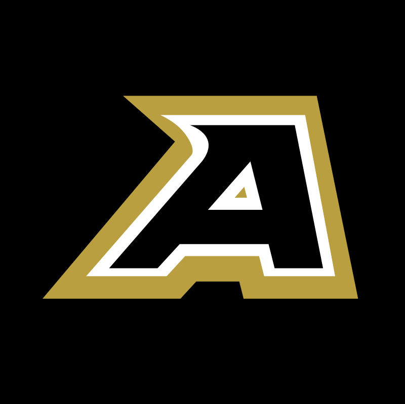 Army Black Knights vector logo