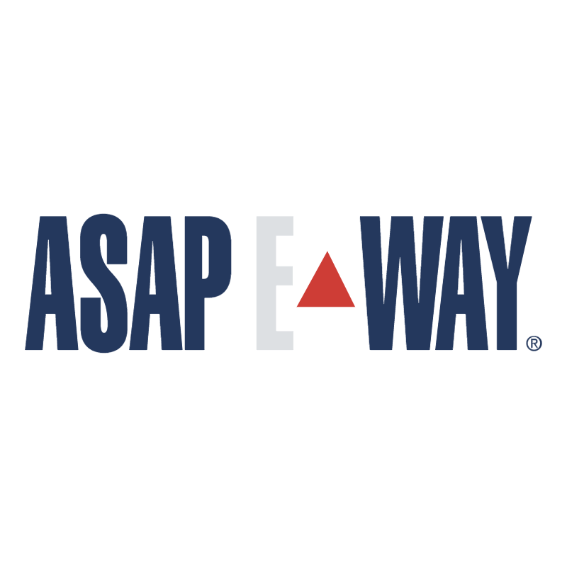ASAP E Way 62640 vector logo