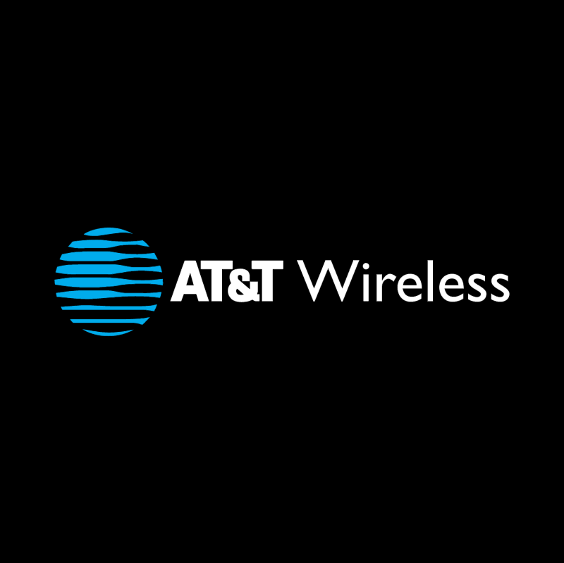 AT&T Wireless 43195 vector logo