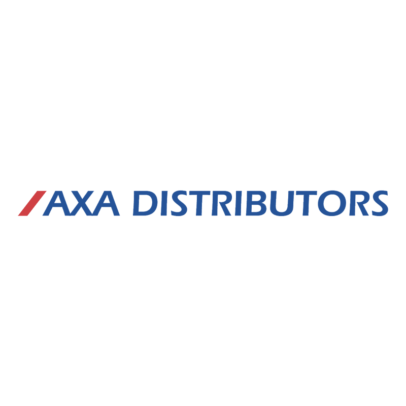 AXA Distributors 73422 vector logo