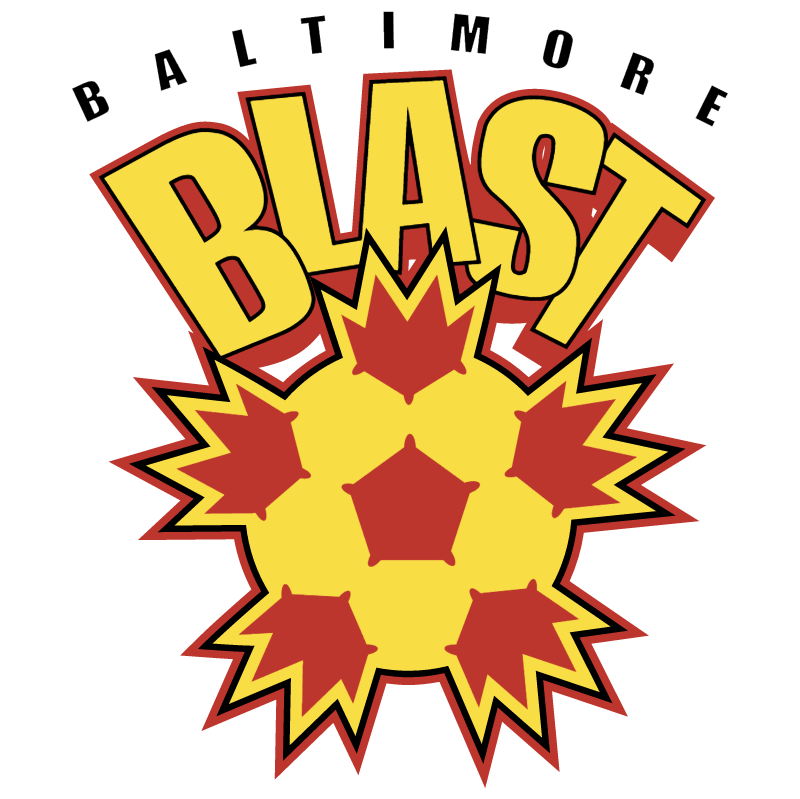 Baltimore Blast 15142 vector logo
