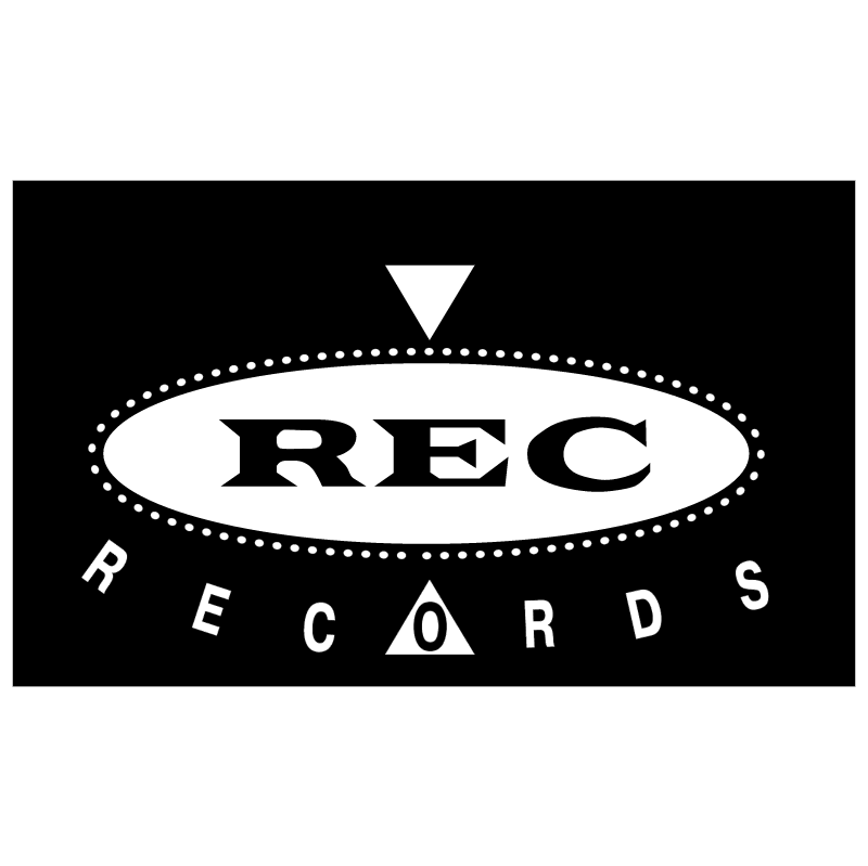 Becar Records vector