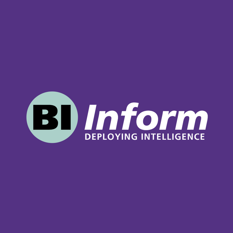 BI Inform 73197 vector logo