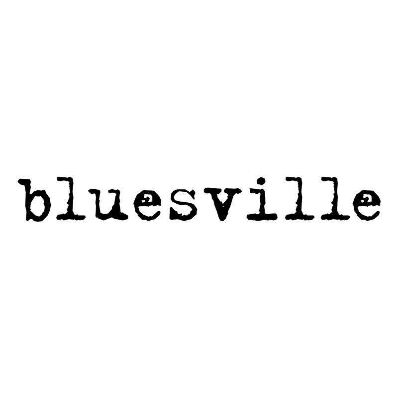 Bluesville vector logo
