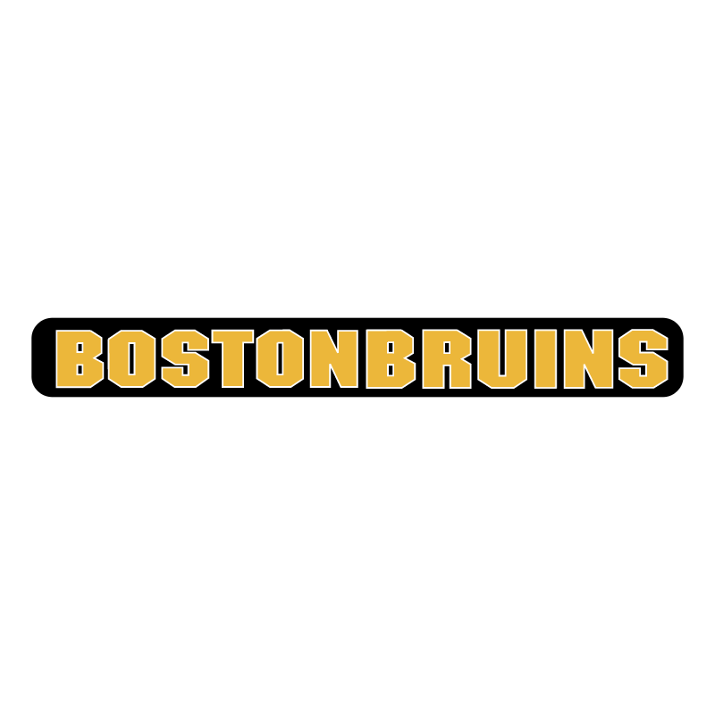 Boston Bruins vector