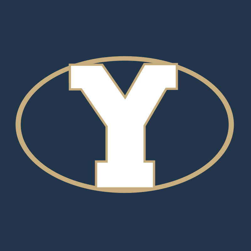 Brigham Young Cougars 76008 vector logo