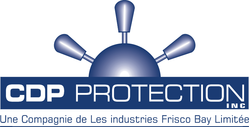 CDP Protection logo logo