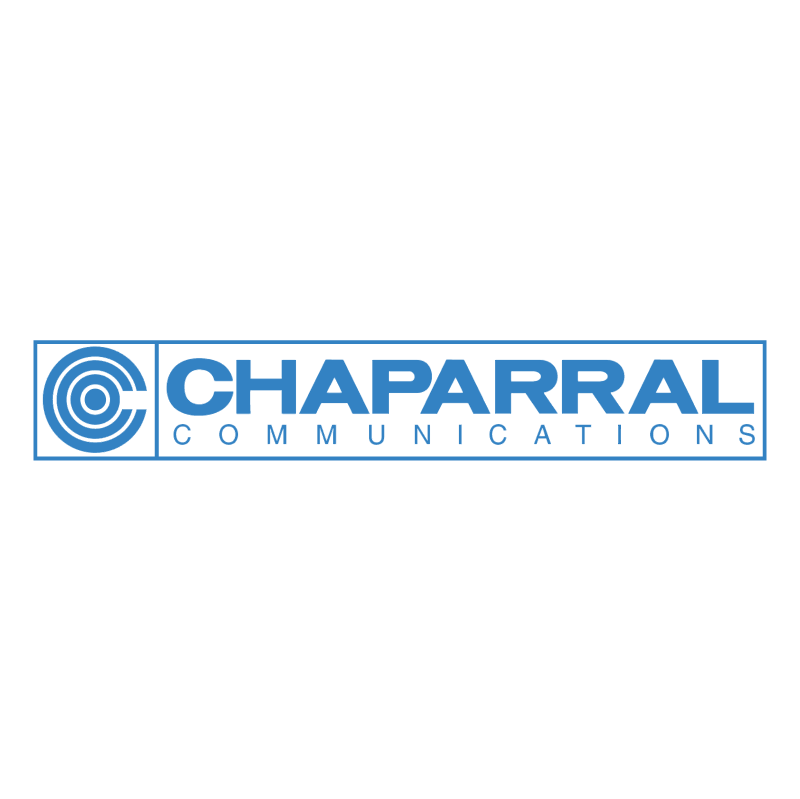 Chaparral Communications vector logo