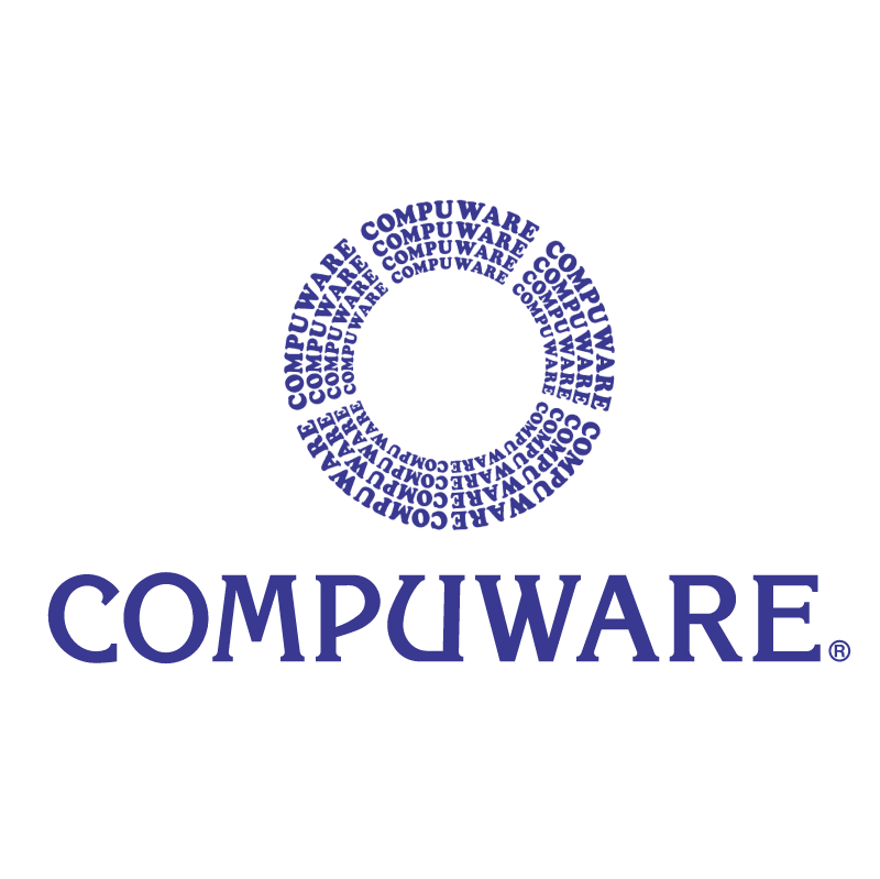 Compuware Software vector logo