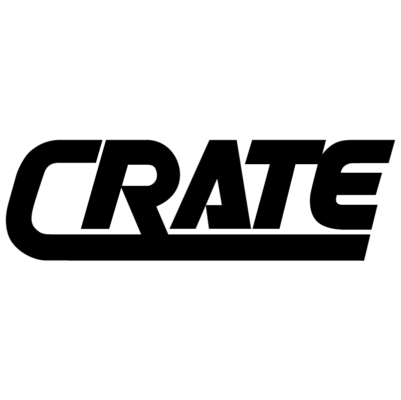 Crate vector logo