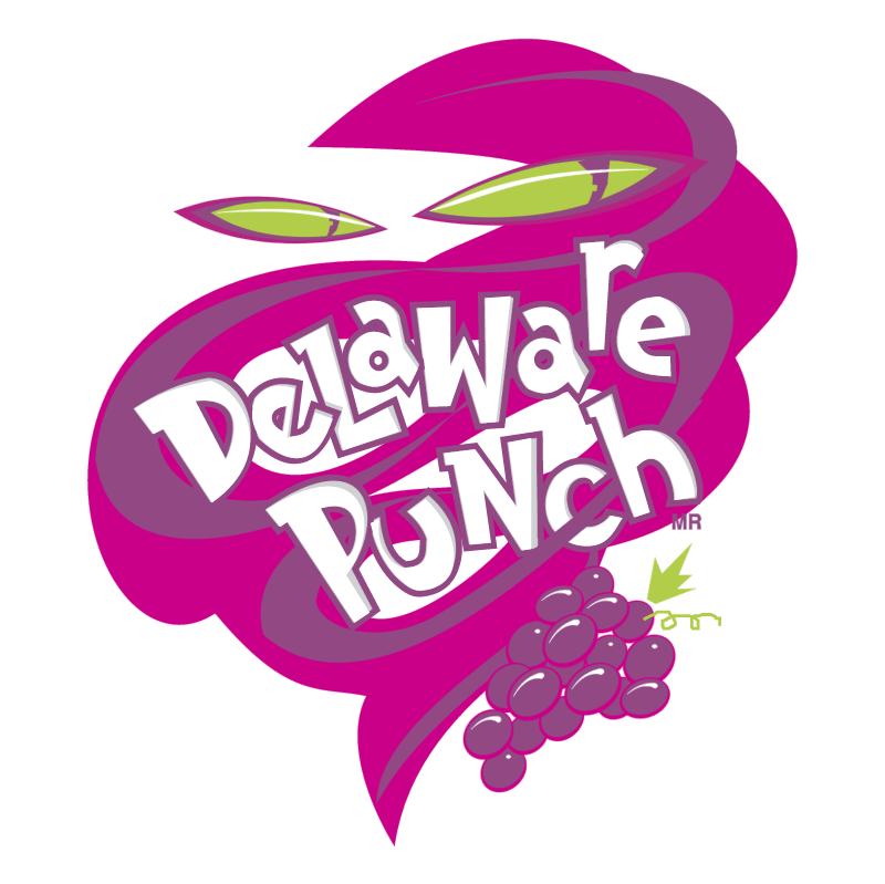 Delaware Punch vector