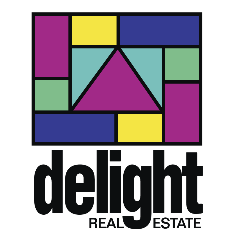 Delight vector logo