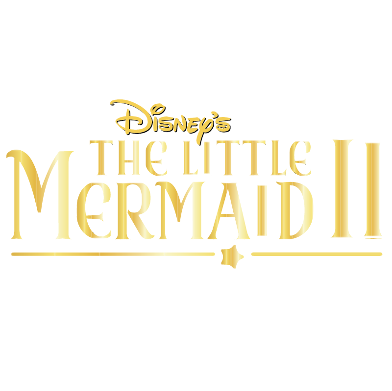 Disney's The Little Mermaid II vector