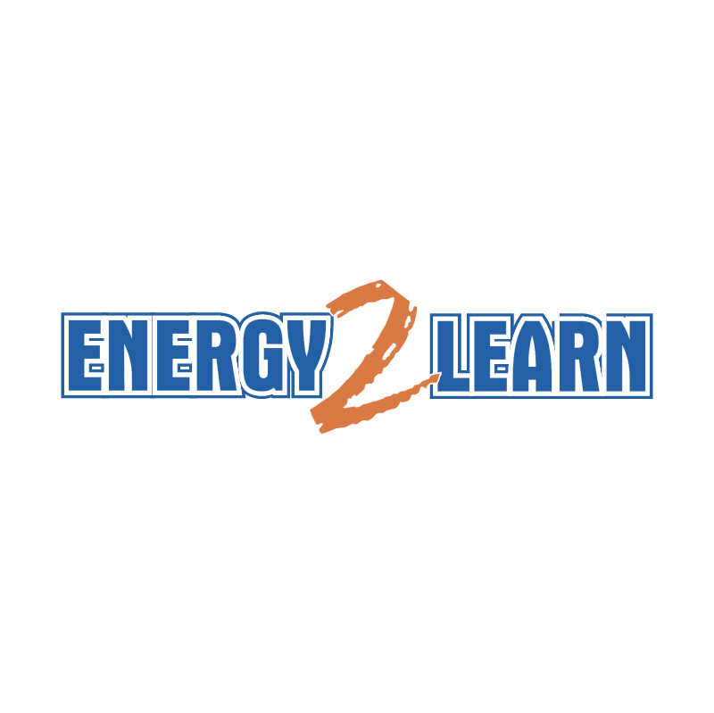 Energy 2 Learn vector logo