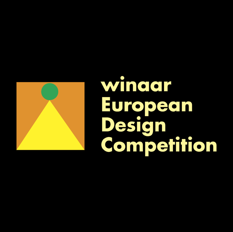European Design Competition vector logo