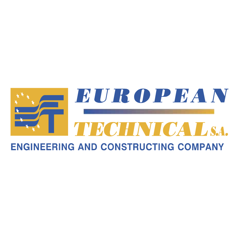 European Technical vector logo