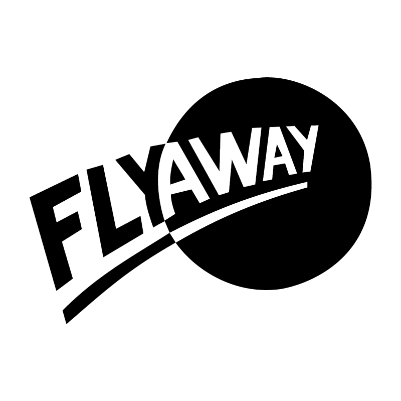 Fly Away Travel vector logo