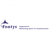 Fontys Hogeschool Marketing Sport en Communicatie vector