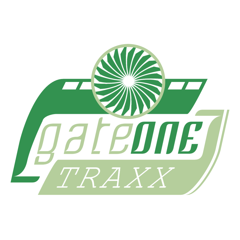 Gate One Traxx vector logo