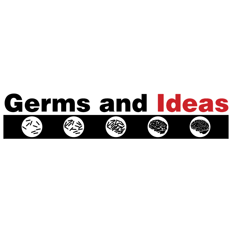 Germs and Ideas vector logo