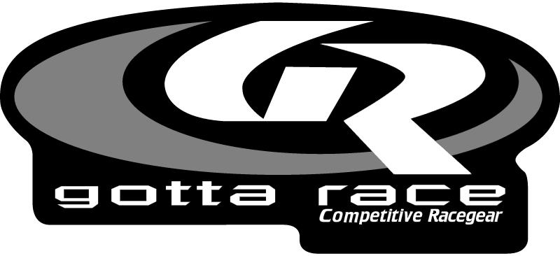 GOTTA RACE vector logo